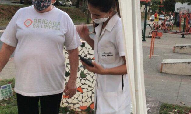 Carlin lança Projeto Posso Ajudar na Saúde