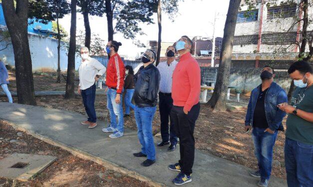 Vereadores visitam Escola Heitor-Villa Lobos e Funec Inconfidentes